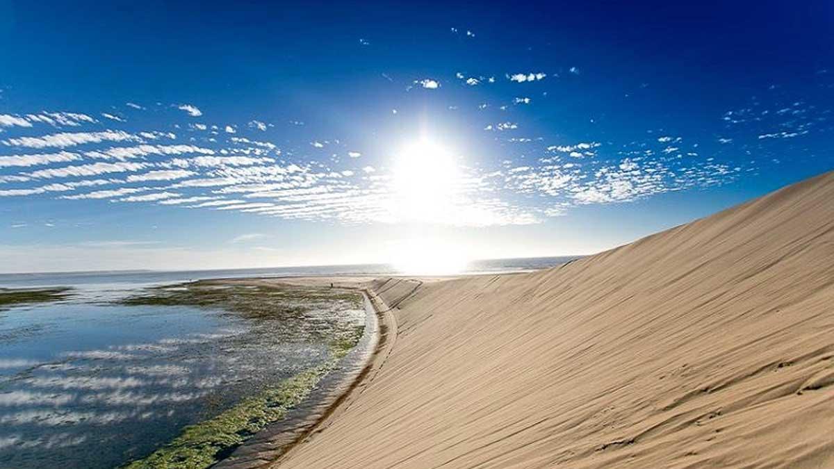JOUR 3 (Vendredi) : Dune blanche / Sources Asmaa