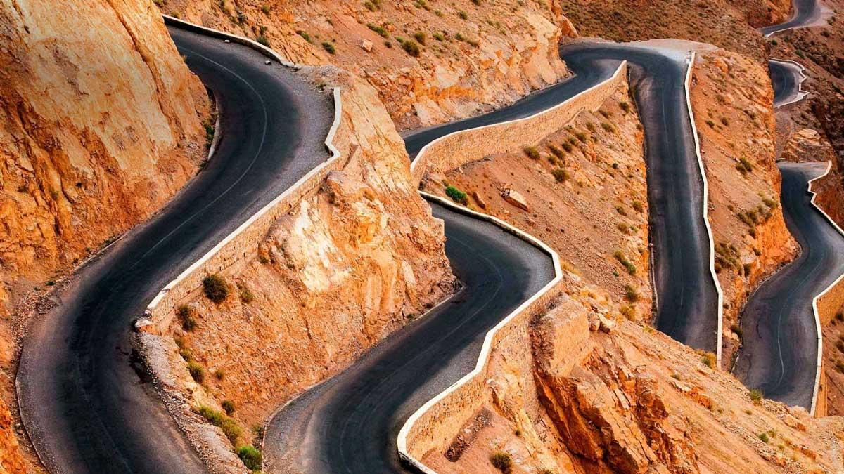 JOUR 2 : Gorges du Dadès - Gorges de Todra - Merzouga