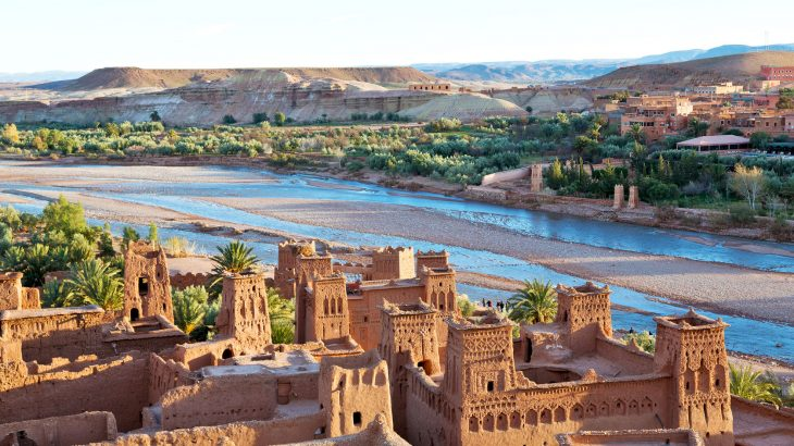 JOUR 4 : Ouarzazate - Marrakech